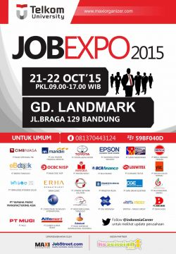 Job Expo Telkom University