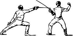Teknik-Teknik Dasar dalam Olahraga Anggar Bag: 1
