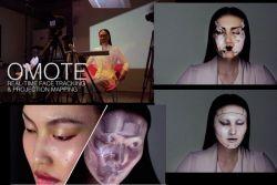 Anda Bisa Ubah Wajah dengan Teknologi Face-Mapping Ini!