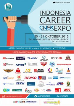 Indonesia Career Expo - Balairung UI