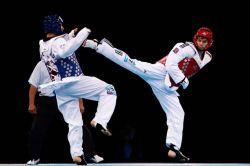 Materi dalam Berlatih untuk Olahraga Taekwondo