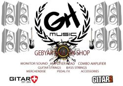 GH Music Store Promo