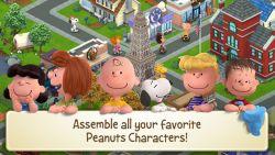 Ini Dia Game Mobile Resmi Film Animasi The Peanuts Movie, Judulnya Peanuts: Snoopy'S Town Tale