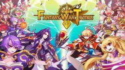 Nexon Resmi Rilis Secara Global Game Mobile Fantasy War Tactics, Sajikan Permainan SRPG yang Seru