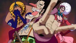 Foxy Bakal Tampil Kembali di Serial Anime One Piece Spesial