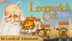 Bantu Kucing Peliharaan Leonardo Da Vinci di Leonardo'S Cat, Kini Telah Tersedia di App Store
