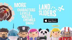 Setelah Halloween, Land Sliders Kembali Kedatangan Karakter Baru di Update Terbarunya