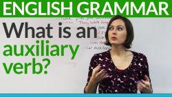 English Grammar 3: Auxiliary Verbs
