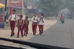 Usai Libur, Jam Sekolah Siswa di Kotim Ditambah