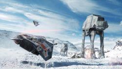 Seperti Inilah Menaiki at-ST dan Menggunakan Thermal Imploders dalam STAR Wars: Battlefront!