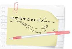 Penambahan Gerund dan Infitinitive pada Kata Remember