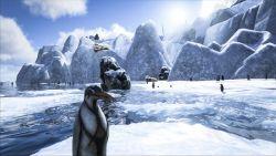 Ark: Survival Evolved Kedatangan 2 Makhluk Air Baru, Penguin dan Anglerfish!