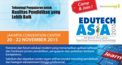 Asia Education Technology Expo 2015