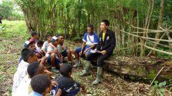 Turut Berduka, Guru Muda Peserta SM3T Meninggal di Pedalaman Kalimantan