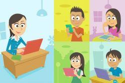 Buat Sekolah Online dengan Aplikasi Quipper School
