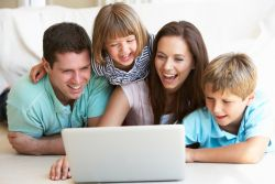 Serunya Relasi Orangtua dan Anak di Era Digital