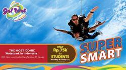 Promo Pelajar Go Wet Grand Wisata Bekasi