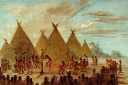 Seni Tari dari Zaman Primitif