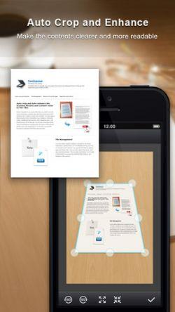 Scan Dokumen Langsung Melalui Handphone Anda dengan Camscanner