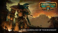 Akhirnya yang Ditunggu Telah Datang, Warhammer: 40k Freeblade Resmi Diluncurkan Secara Global!