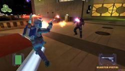 Yuk! Lihat Bentuk Emulator Ps2 dalam Ps4 dengan Game STAR Wars: Bounty Hunter di Sini!