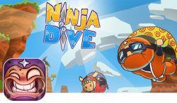 Ninja Dive, Game Mobile Terbaru dari Developer Asal Bali Dragon Game Studio!