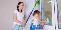 Manfaat Dibalik Mengajarkan Anak Melakukan Tugas Rumah Tangga