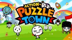 Ini Dia Game Terbarunya Com2us yang Sudah Soft-Launch di Indonesia, Judulnya Action Puzzle Town