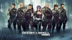 Game FPS Ghost in The Shell Online Versi Wilayah Barat Akan Hadir di Steam dalam Waktu Dekat