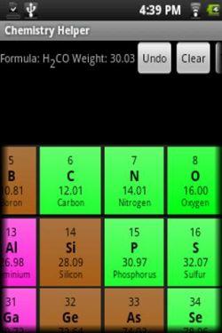 Lebih Mudah Belajar Kimia dengan Chemistry Helper