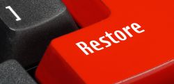 Langkah Restore Data Komputer pada Windows