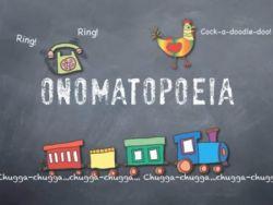 Yuk Cari Tahu Tentang Onomatope!