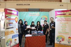 Kesekolah.com pada Asia Education Technology Expo 2015