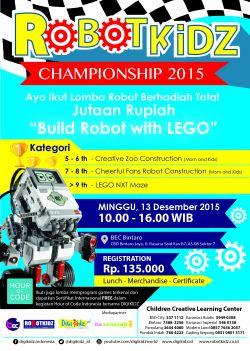 Robotkidz Championship 2015