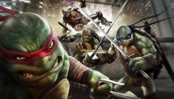 Platinum Games Kembangkan Game TMNT: Mutants in Manhattan