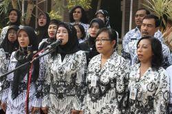 Krisis Guru PNS, Pendidikan Indonesia Semakin Turun