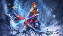 Game Moba Vainglory Kedatangan Hero Baru di Update Versi 1.12.0, Namanya Kestrel