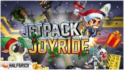 Jetpack Joyride Kembali Mendapatkan Update Baru, Kali Ini Temanya A Very Barry Xmas
