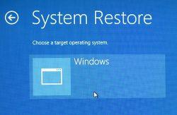 Mengetahui Fungsi System Restore pada Windows