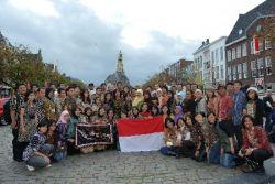 Beasiswa S2 di Belanda