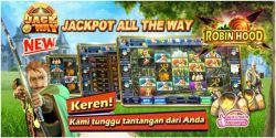 Jack O'way Slot Kedatangan Sosok Baru Bernama Robin Hood The Prince of Thieves