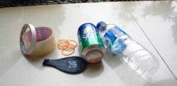 Cara Membuat Terompet Unik dari Botol Bekas