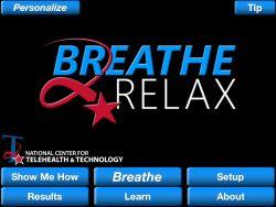 Atur Pernapasan Agar Relax dengan Breathe2relax