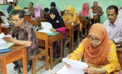 UKG Madrasah Diadakan Secara Manual