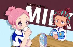 Agar Suka Minum Susu, Yuk Nyanyi Lagu Anak Suka Minum Susu!