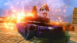 Game Bertemakan Perang Tank Hardware: Rivals Siap Dirilis pada Bulan