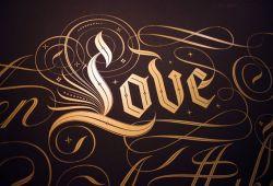 Hanya dengan Pena, Seniman Ini Bisa Buat Logo Terkenal dan Hasilnya Mirip!