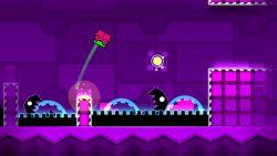 Roptop Games Rilis Sekuel Geometry Dash di App Store dan Google Play, Judulnya Geometry Dash Meltdow