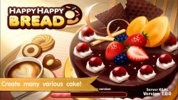 Isi Waktu Libur Kotakers dengan Bermain Happy Happy Bread, Game Mobile Baru dari True Digital Plus
