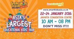 Smart Kids Asia 2016 - Indonesia Edition
